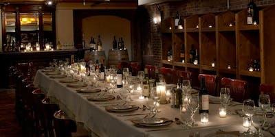 Chris James Cellar + Il Solito Wine Pairing Dinner