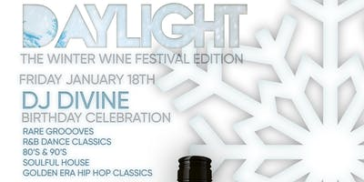 Daylight Winter Wine Fest @ City Winery DC