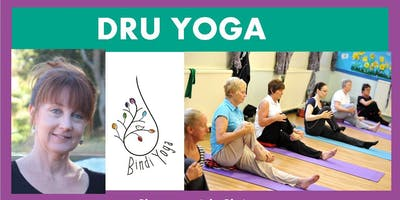 DRU YOGA - Tuesday Afternoons