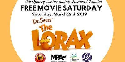 Free Movie Saturday - The Lorax
