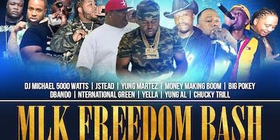 MLK Freedom Bash
