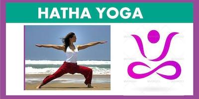 HATHA YOGA - Monday Evenings