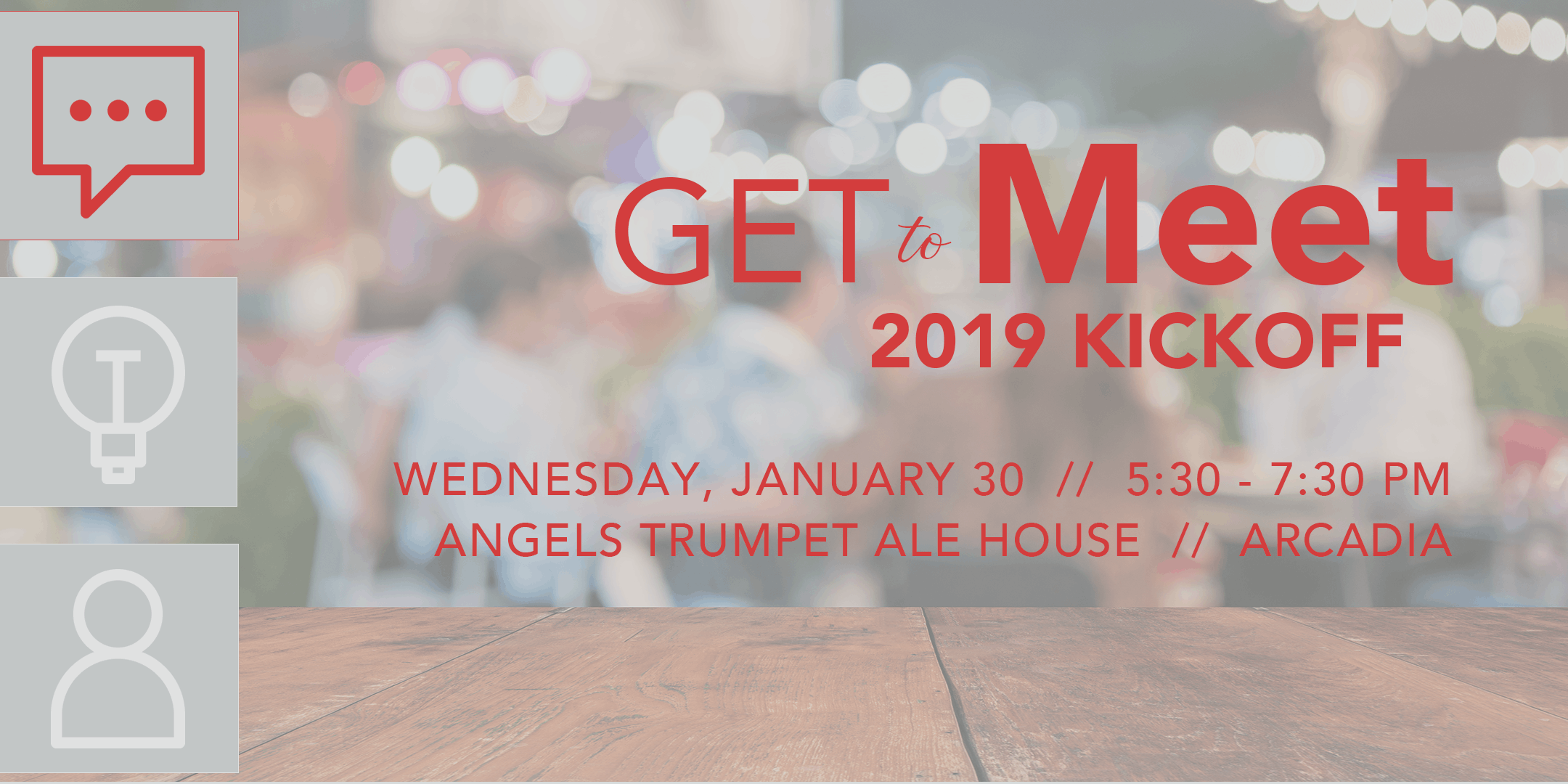 GET to Meet: 2019 Kickoff!