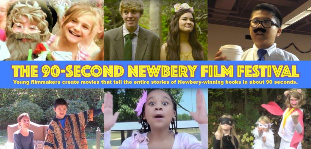 90-Second Newbery Film Festival 2019 - SALEM