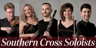 Southern Cross Soloists featuring George Gao and Li Wei Qin