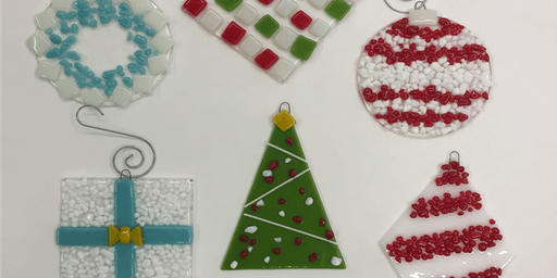 Kiln Forming: Ornament Workshop | 2019