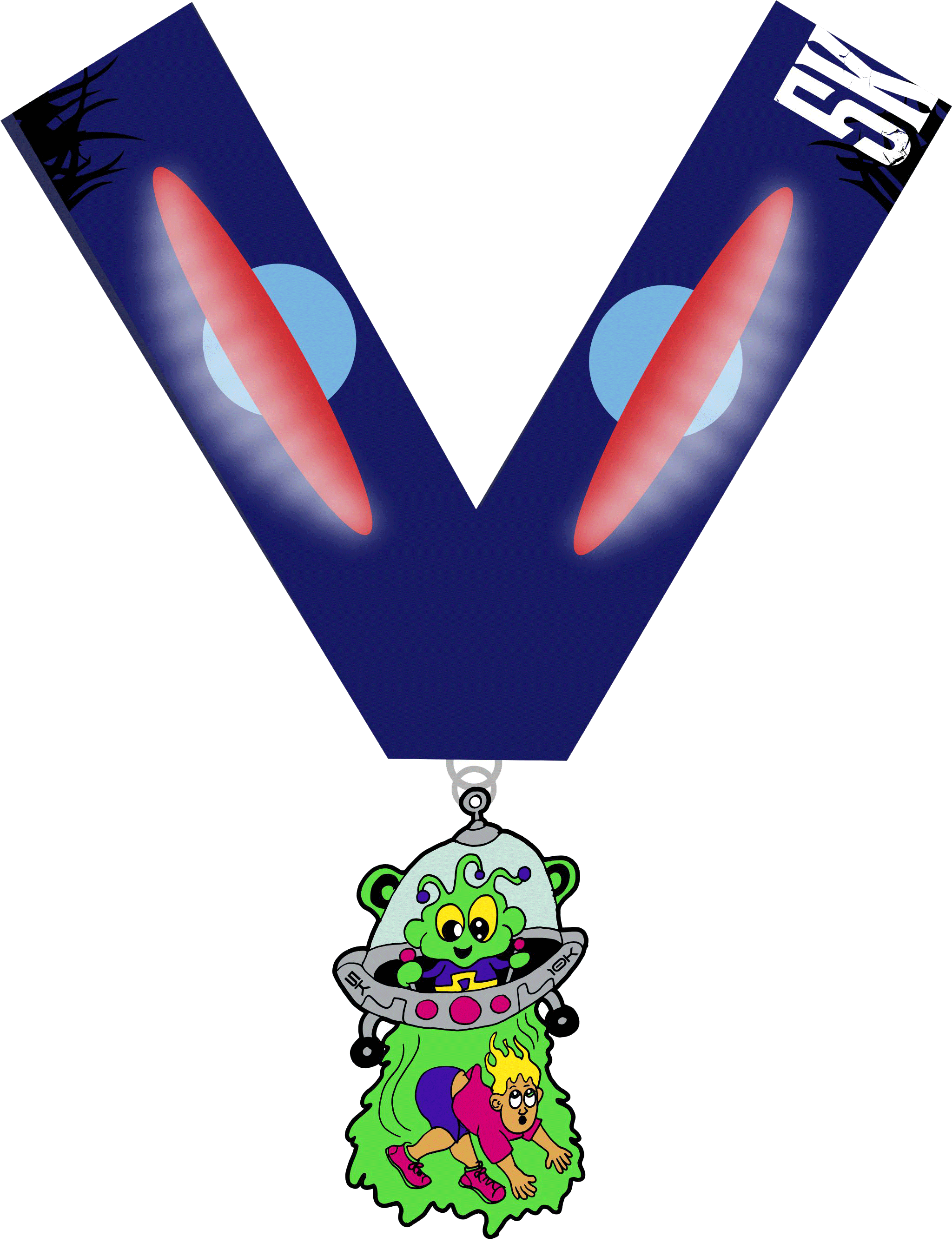 2019 Extraterrestrial Abductions Day 5K & 10K -New York