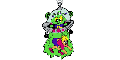 2019 Extraterrestrial Abductions Day 5K & 10K -Fayetteville