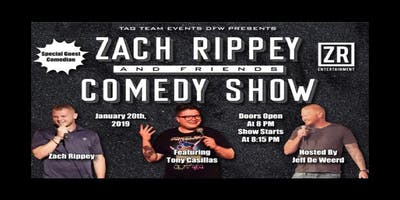 Zach Rippey and Friends Comedy Show