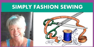 SIMPLY FASHION SEWING - Thursday