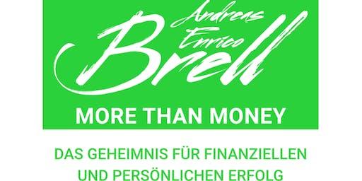 MORE THAN MONEY - Das Geheimnis für finanziellen und persönlichen Erfolg