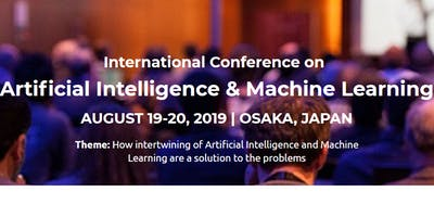International Conference on Artificial Intelligence & Machine Learning