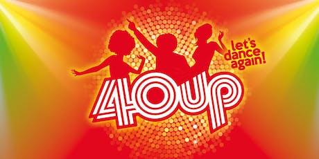 40UP in Heiloo (Noord-Holland) 13-12-2019 tickets