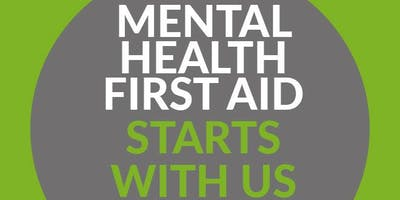 Mental Health First Aid - Adults (2 Day)