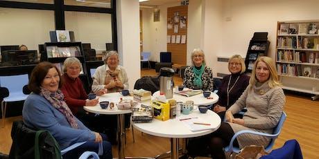 Bookenders Reading Group (Fulwood) #LancsLibRG tickets