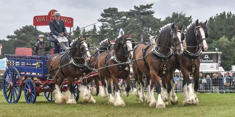 Sandringham Game & Country Fair tickets