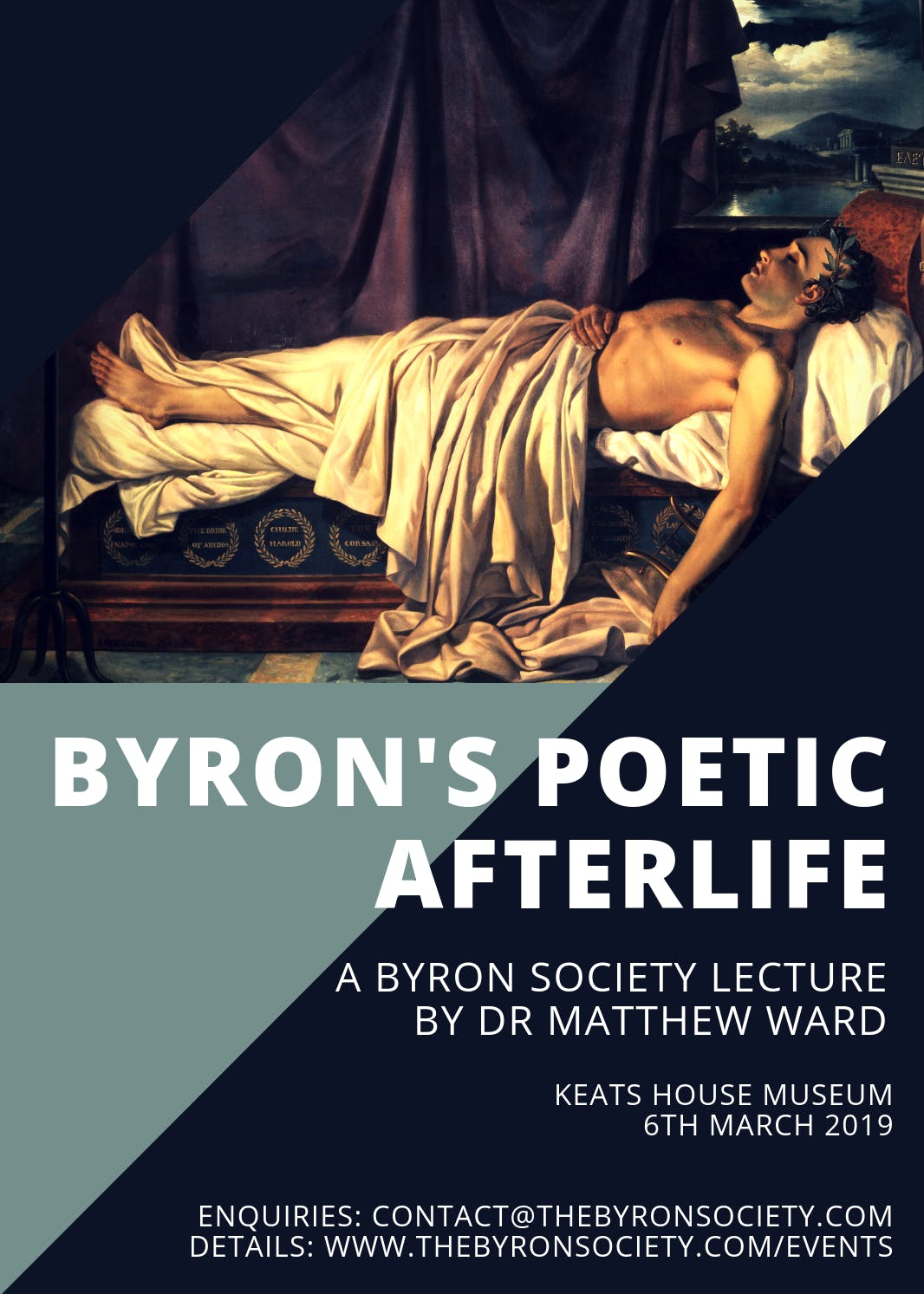 Byron's Poetic Afterlife