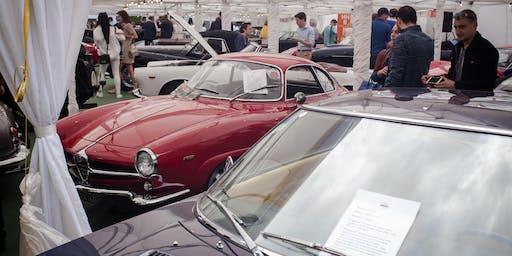 Belgravia Classic Car Show 2019