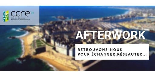 Afterwork Saint-Malo 25 Juillet 2019