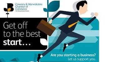 Coventry Start Up Business Planning Morning Session