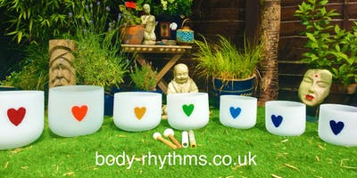 Soundbath Worcestershire- Spring to life
