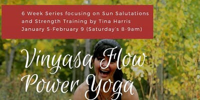 Vinyasa Flow Power Yoga