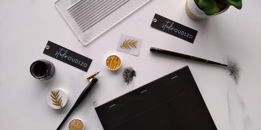 Belfast Introduction to Modern Calligraphy Workshop
