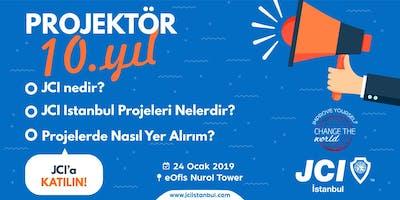 PROJEKTÖR 2019 - JCI Istanbul Projeleriyle Tanı�