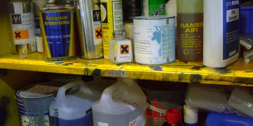 Level 2 Award in The Control of Substances Hazardous to Health (COSHH)