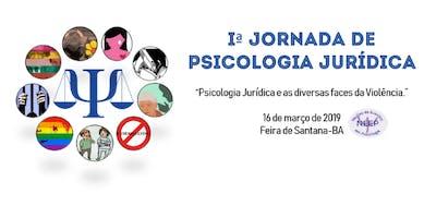 Iª Jornada de Psicologia Jurídica