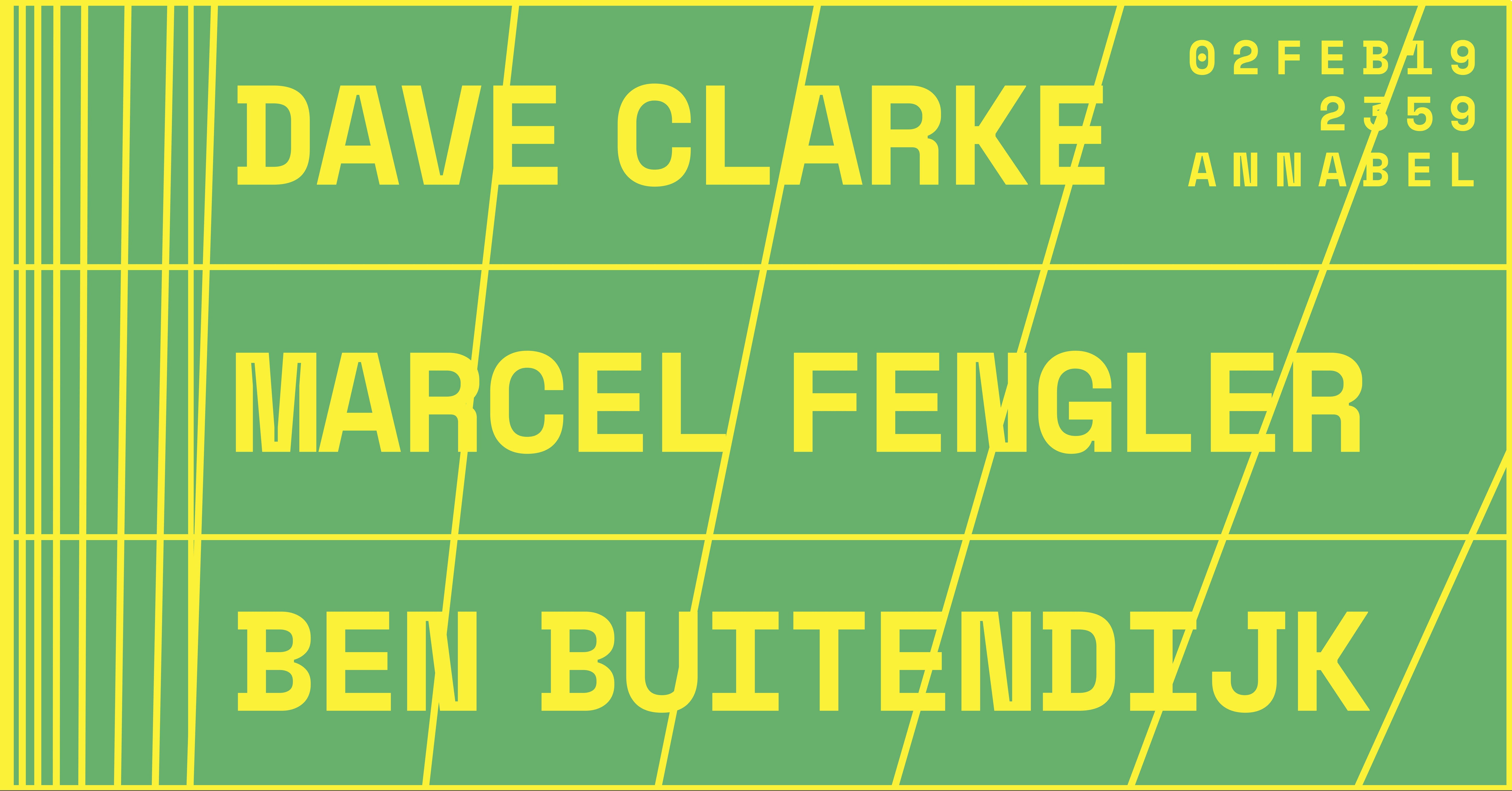 #4 Contrast w/ Dave Clarke > Marcel Fengler >