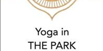 Yoga in the Park with Alison (January 2019)