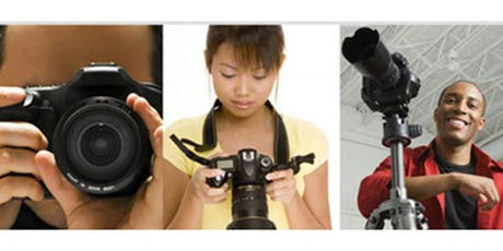 Understanding Your Digital Camera Levels 1 and 2 with Art Ramirez - LA tickets