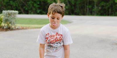 如何对孩子做情绪管理、增强孩子耐�