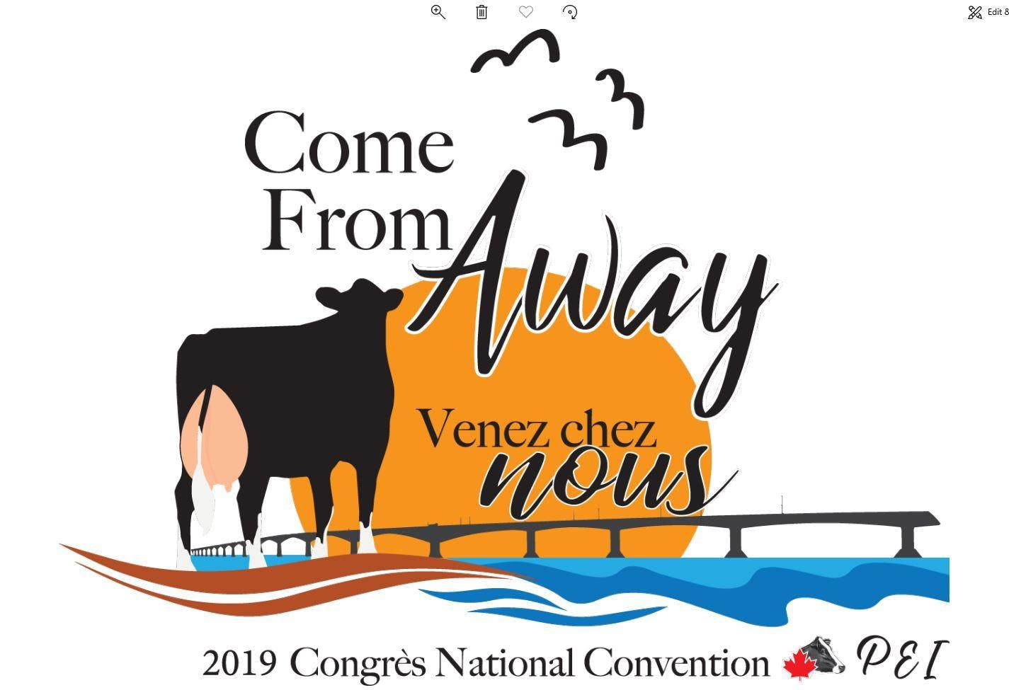 2019 Congrès National Holstein Convention