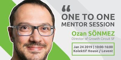 Growth Circuit 1-1 Mentoring Session | Ozan Sönme