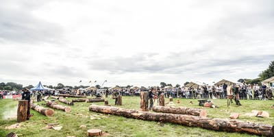 The English Open Chainsaw Competition