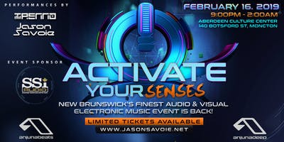 Activate Your Senses 2019