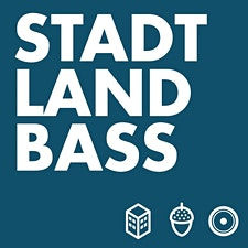 STADT LAND BASS logo