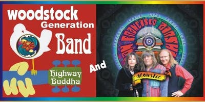 WOODSTOCK GENERATION w/ SAN FRANCISCO AIRSHIP ACOUSTIC