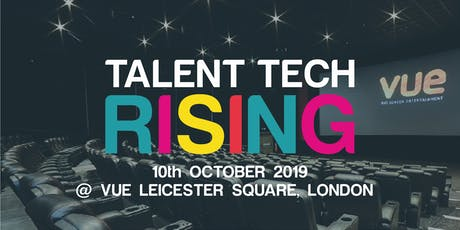 TalentTech Rising 2019 - A 360 view of next-generation talent technology tickets