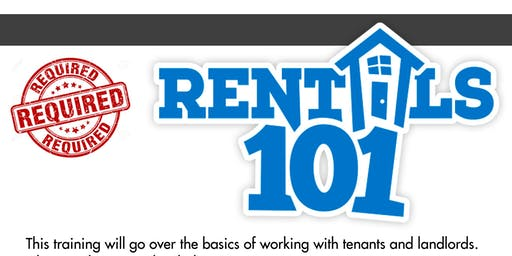 Rental Certification Class (required)
