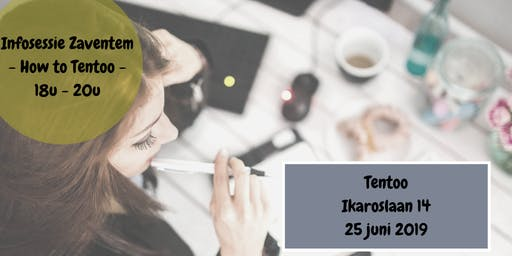 Infosessie - How to Tentoo - Zaventem