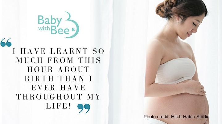Free Gentle Birth & HypnoBirthing Webinar image