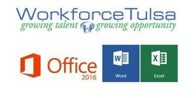 Enhancing Your Microsoft Word & Excel Skills