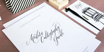Part 1   Get Started with Pointed-Pen Calligraphy, Modern Calligraphy (San Francisco)