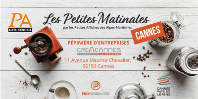 PETITE MATINALE CANNES - 16 avril