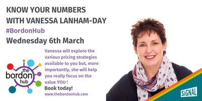 Know Your Numbers with Vanessa Lanham-Day
