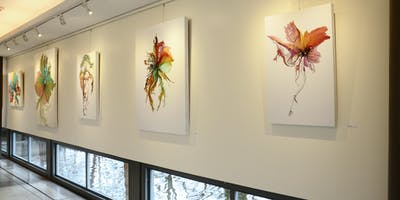 Art in the Garden Closing Reception & Artist Talk: Organic Emergence