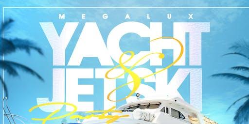 SouthBeach MegaLux Yacht & Jet Ski Party (Birthday/Bachelorette/Bachelor)